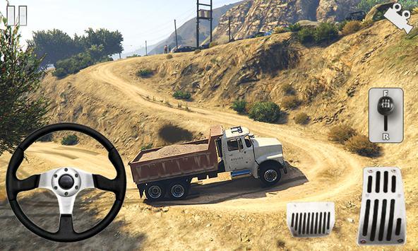 Offroad Army Truck ScreenShot2