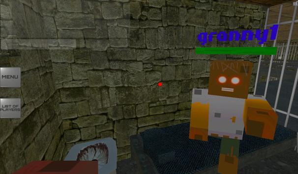 Granny Prison Horror Multiplayer ScreenShot2