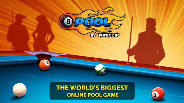 8 Ball Pool ScreenShot2