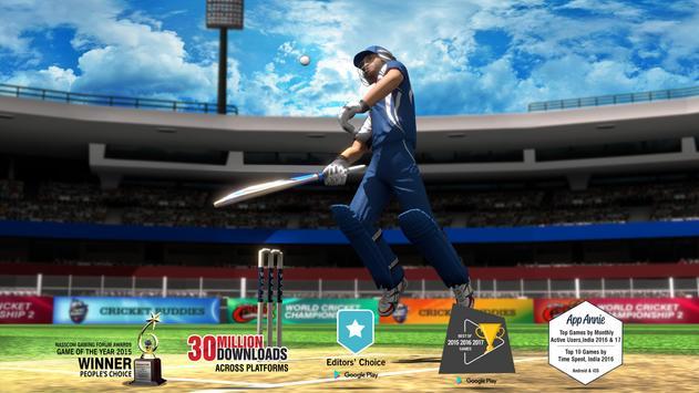 World Cricket Championship 2 ScreenShot2