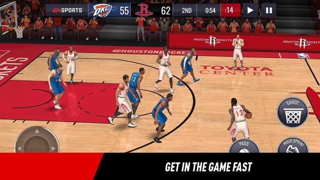 NBA LIVE Mobile Basketball ScreenShot2