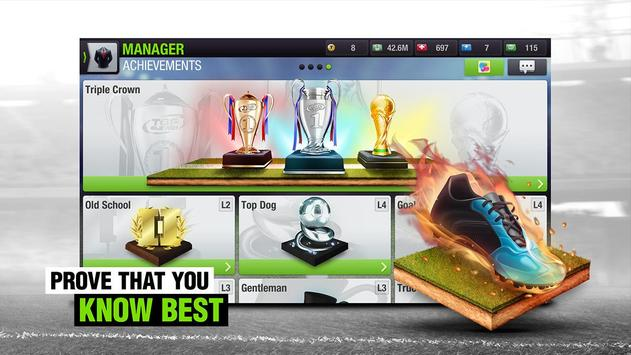Top Eleven   Be a Soccer Manager ScreenShot2