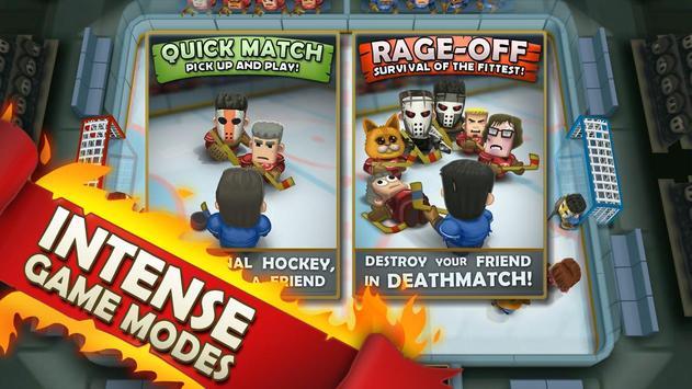 Ice Rage: Hockey Multiplayer Free ScreenShot2