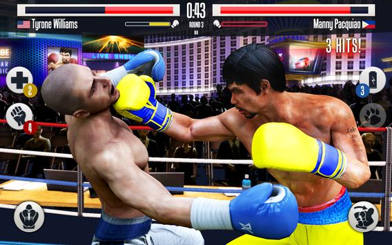 Real Boxing Manny Pacquiao ScreenShot2