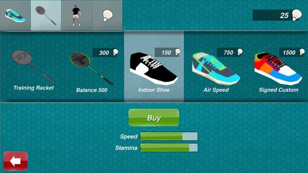 Badminton 3D ScreenShot2