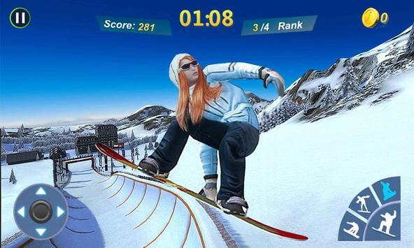 Snowboard Master 3D ScreenShot2