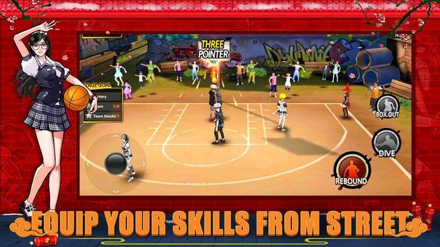 Dunk Nation 3X3 ScreenShot2