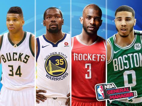 NBA General Manager 2018  Basketball Coach Game ScreenShot2