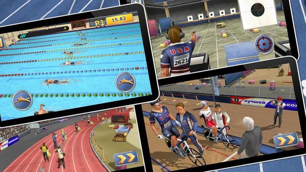 Athletics2: Summer Sports Free ScreenShot2