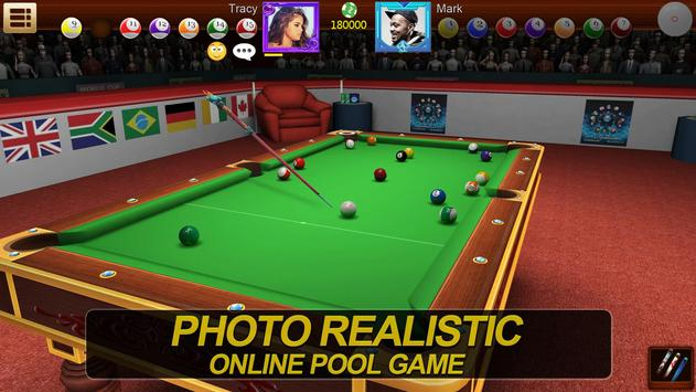 Real Pool 3D  2019 Hot Free 8 Ball Pool Game ScreenShot2