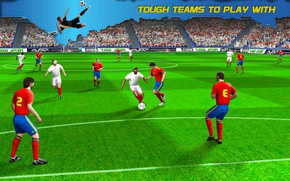 Play Football Game 2018  Soccer Game ScreenShot2