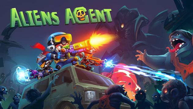 Aliens Agent: Star Battlelands ScreenShot2