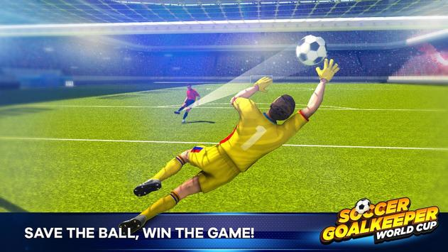 Soccer Goalkeeper ScreenShot2