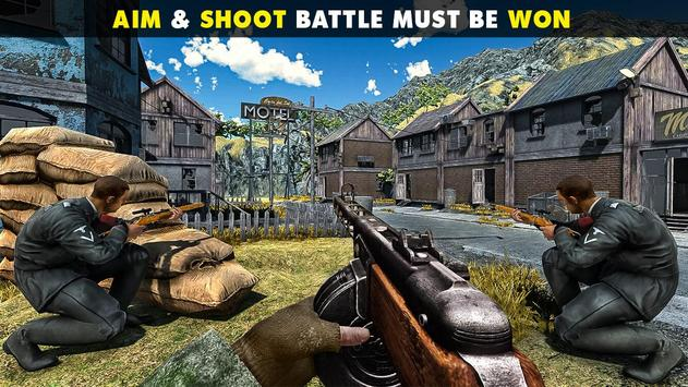 WW2 US Commando Battleground Survivor ScreenShot2