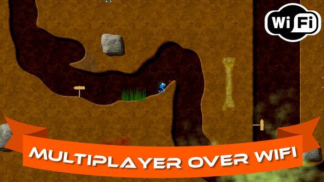 Annelids: Online battle ScreenShot2