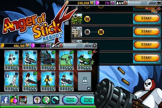 Anger Of Stick 4 ScreenShot2