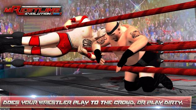 Wrestling Games  Revolution : Fighting Games ScreenShot2