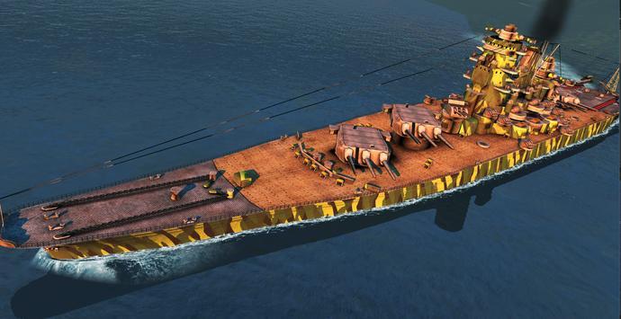 Battle of Warships: Naval Blitz ScreenShot2