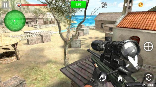 Mountain Shooting Sniper ScreenShot2