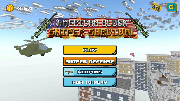 American Block Sniper Survival ScreenShot2