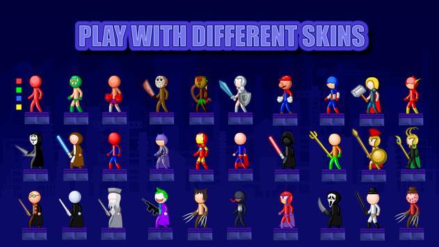 Stick Man Game ScreenShot2