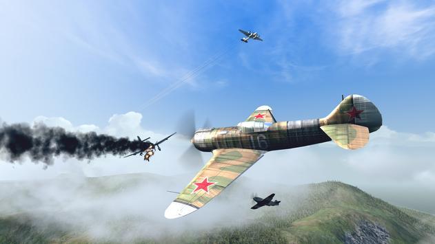 Warplanes: WW2 Dogfight ScreenShot2