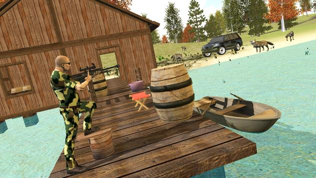 Hunting Simulator 4x4 ScreenShot2
