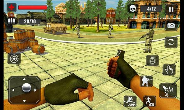 Counter Terrorist Stealth Mission Battleground War ScreenShot2