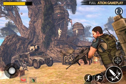 Mountain Assault Shooting Arena ScreenShot2
