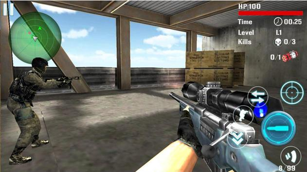 Counter Terrorist Attack Death ScreenShot2