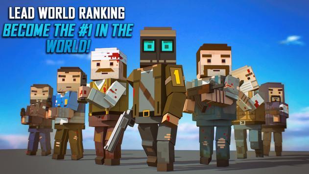 URB: Last Pixel Battle Royale ScreenShot2