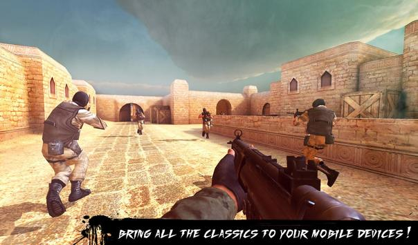 Counter Terrorist 2Gun Strike ScreenShot2