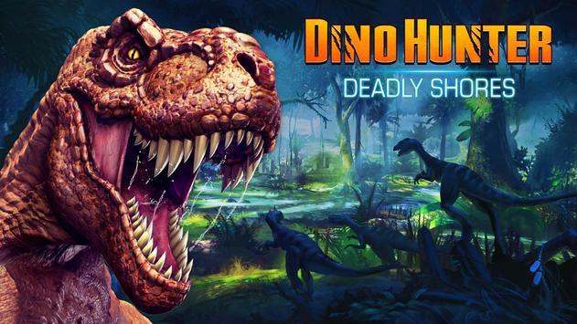 DINO HUNTER: DEADLY SHORES ScreenShot2
