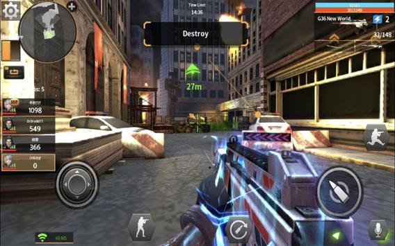 Fatal Raid  No.1 Mobile FPS ScreenShot2