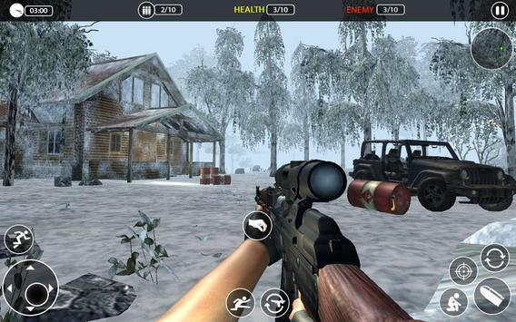 Target Sniper 3D Games ScreenShot2