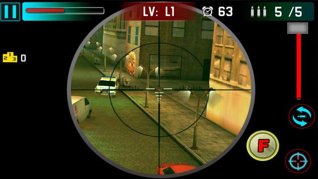 Sniper Shoot War 3D ScreenShot2
