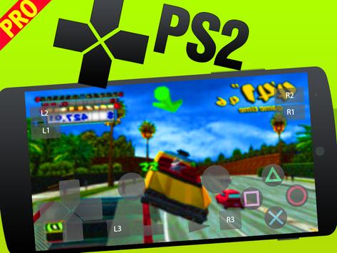 PRO PS2 Emulator [Free Android Emulator For PS2] ScreenShot2