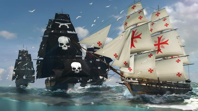 ing of Sails: Naval battles ScreenShot2