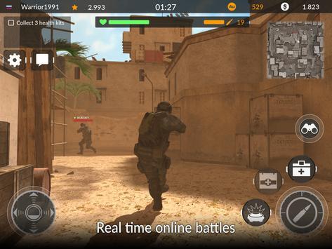 Code of War: Shooter Online ScreenShot2
