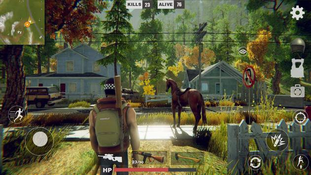 Royale Battle Survivor ScreenShot2