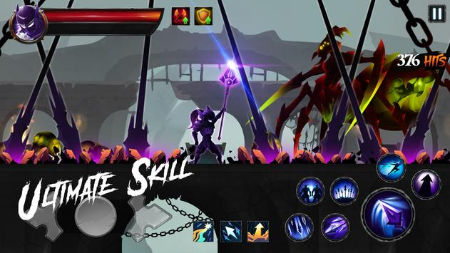 Shadow Legends : Stickman Revenge  Game RPG ScreenShot2