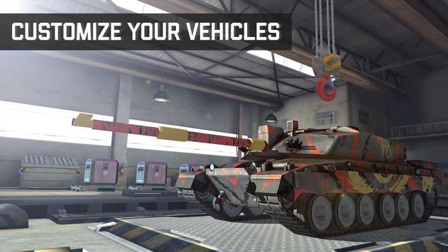 Massive Warfare: Aftermath ScreenShot2