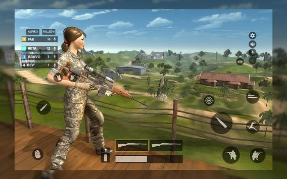 Pacific Jungle Assault Arena ScreenShot2