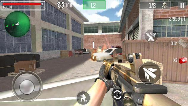 SWAT Sniper Army Mission ScreenShot2