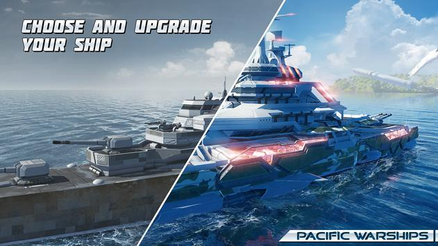 Pacific Warships: Online 3D War Shooter ScreenShot2