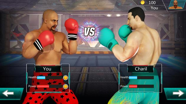 Ninja Punch Boxing Warrior: ung Fu arate Fighter ScreenShot2