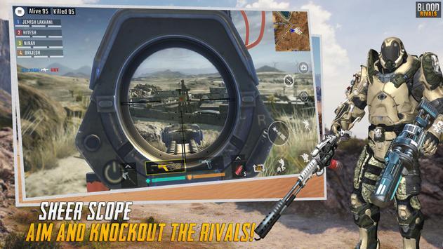 Blood Rivals  Survival Battleground FPS Shooter ScreenShot2