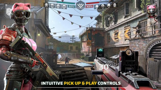 Modern Combat Versus: New Online Multiplayer FPS ScreenShot2
