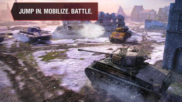 World of Tanks Blitz MMO ScreenShot2