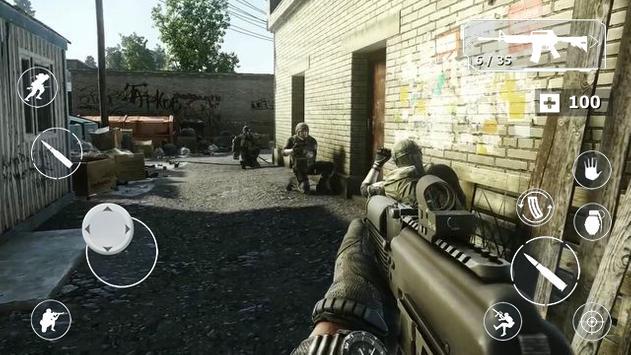 Battle Of Bullet: free offline shooting games ScreenShot2